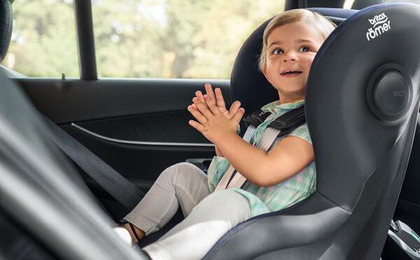 Pidennetty selkä menosuuntaan asennus – turvallisempi ajomatka