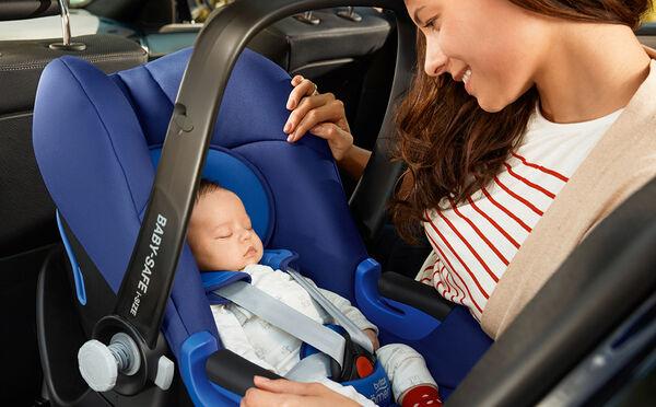 Mielen rauhaa vauvasi ensimmäisille matkoille