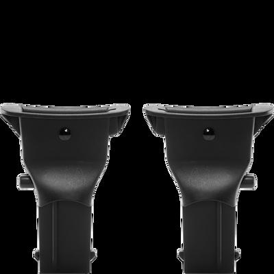 Britax Silvercross Pioneer ja Wayfarer CLICK & GO®-adapterit