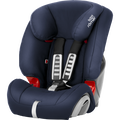 Britax EVOLVA 1-2-3 Moonlight Blue